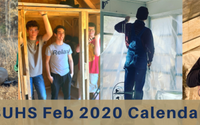LSUHS Calendar Corral: Feb 2020